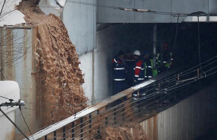 Движение по Волоколамскому шоссе будет перекрыто до пятницы