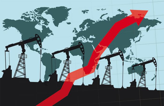 Цена на баррель нефти Brent не поднимется выше -52