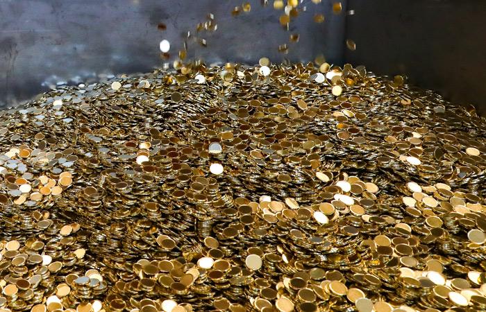 Фонд государственного благосостояния РФ уменьшился на531,7 млрд руб.