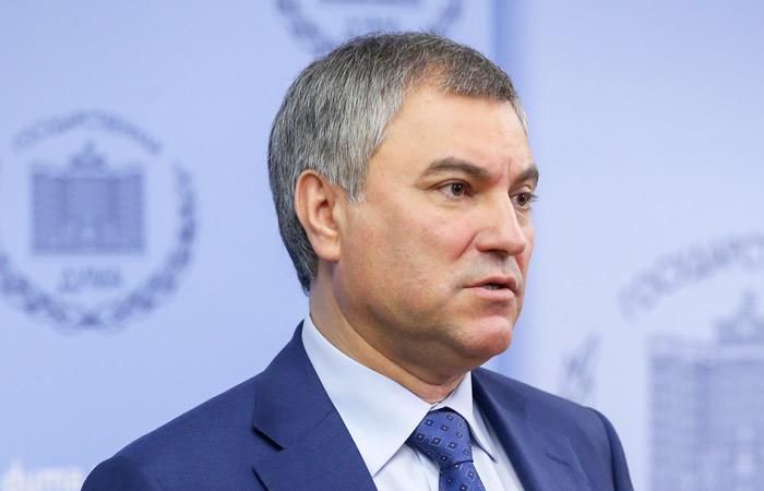 Вячеслав Володин: ПАСЕ должна излечиться от атавизма диктаторских режимов, иначе Россия туда не вернется
