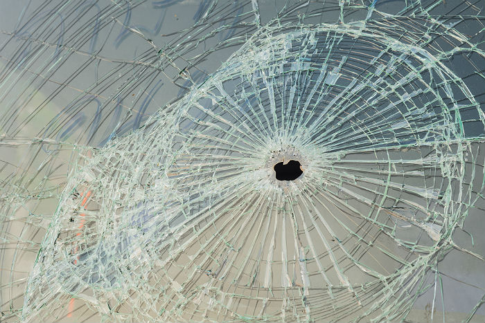 В Ингушетии обстреляли машину высокопоставленного полицейского