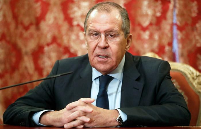 Лавров осудил призыв советника Абэ к США о поддержке переговоров по мирному договору