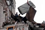 Шансов найти выживших на месте взрыва газа в Шахтах почти нет
