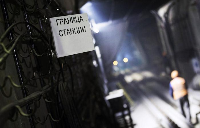 Гидроудар назвали возможной причиной затопления участка салатовой ветки метро
