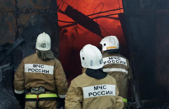 На заводе в Ленобласти произошел взрыв