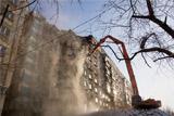 Путин распорядился расселить пострадавший от взрыва газа дом в Магнитогорске