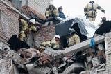 На месте взрыва в жилом доме в Шахтах не найдено взрывчатых веществ