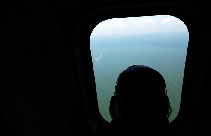 Один из летчиков столкнувшихся Су-34 обнаружен живым