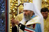 Митрополит Онуфрий призвал украинцев не покидать УПЦ