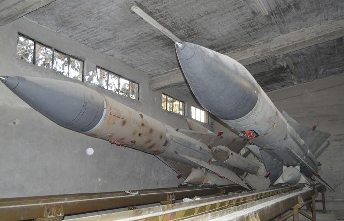 ПВО Сирии сбили большинство израильских ракет