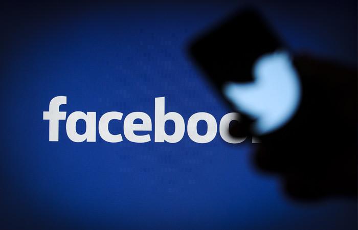 Роскомнадзор начал административное производство против Facebook и Twitter