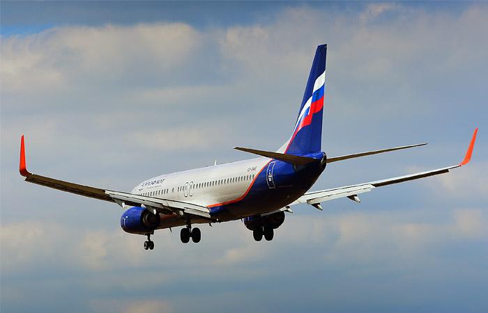 Самолет Сургут— Москва сугонщиком наборту запросил посадку вХанты-Мансийске