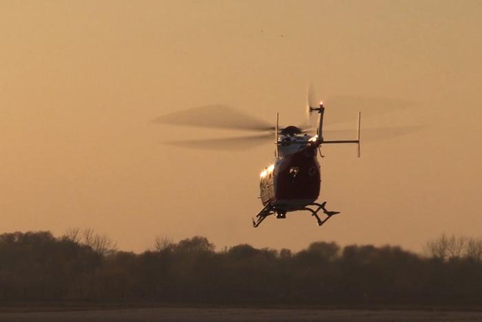 Вертолет присоединится к поиску пропавших моряков в Черном море