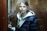 Настю Рыбку и Алекса Лесли отпустили из полиции