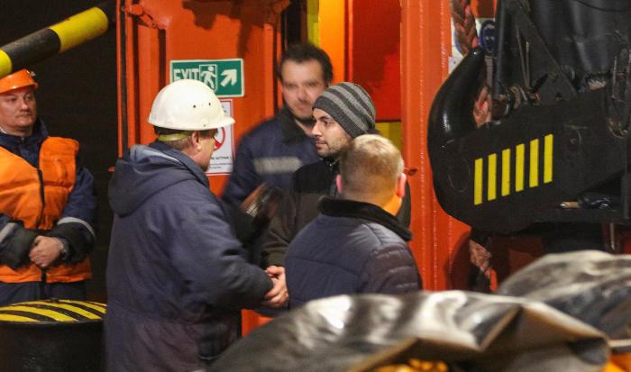 Четыре гражданина Турции погибли при пожаре в Керченском проливе