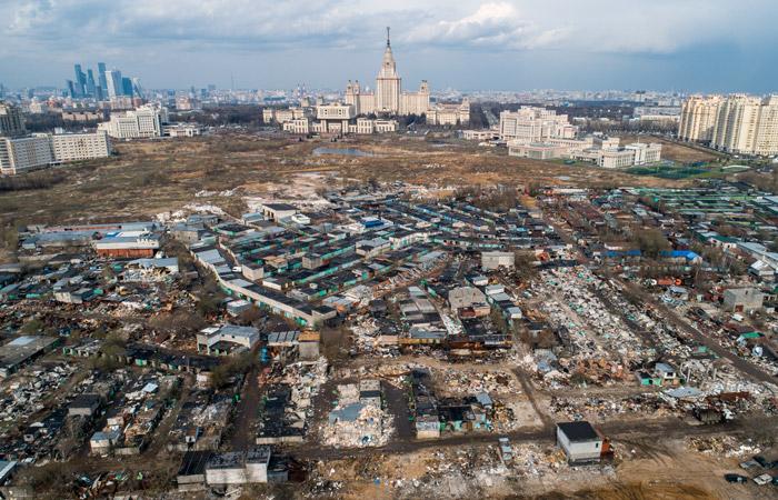 Научно-технологический центр МГУ получит территорию, предназначавшуюся под жилье