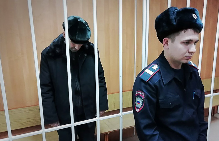 Суд арестовал на два месяца угонщика пассажирского самолета