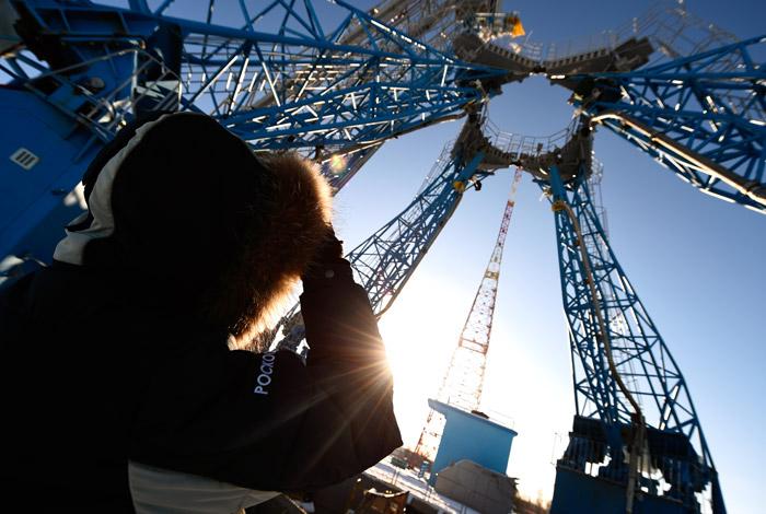 """""""Роскосмос"""" сорвал сроки строительства космодрома """"Восточный"""" и попросил еще денег"""