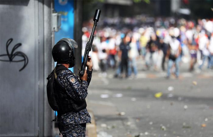 Россия предостерегла США от военного вмешательства в дела Венесуэлы