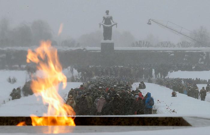Власти Германии выделят блокадникам Ленинграда €12 млн— Жест доброй воли