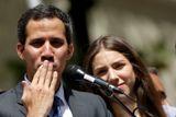 Гуаидо признал, что встречался с представителями законных властей Венесуэлы