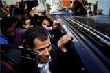 США дали Гуайдо доступ к правительственным счетам Венесуэлы в своих банках