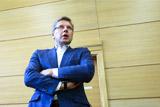 Мэр Риги не покинул дом после обыска сотрудниками антикоррупционного бюро