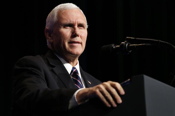 Вице-президент США встретится с беженцами из Венесуэлы