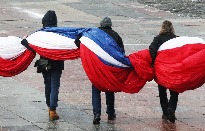 Почти половина россиян сочла неверным путь, по которому движется страна