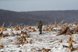 Военные пробили протоку в скальном обвале на реке Бурее