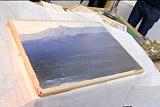 Похищенную картину Куинджи вернули на выставку в Третьяковке