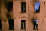 Число погибших в пожаре в центре Москвы возросло до четырех