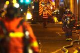 Число жертв пожара в Париже выросло до восьми