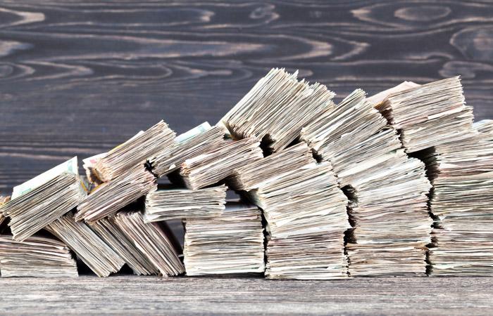 ФСБ задержала 30 членов группы фальшивомонетчиков, сбывавших купюры в 20 регионах