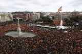 Правые вышли в Мадриде на митинг против диалога с властями Каталонии