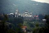 Афонские монахи покинули монастырь после визита епископа новой церкви Украины