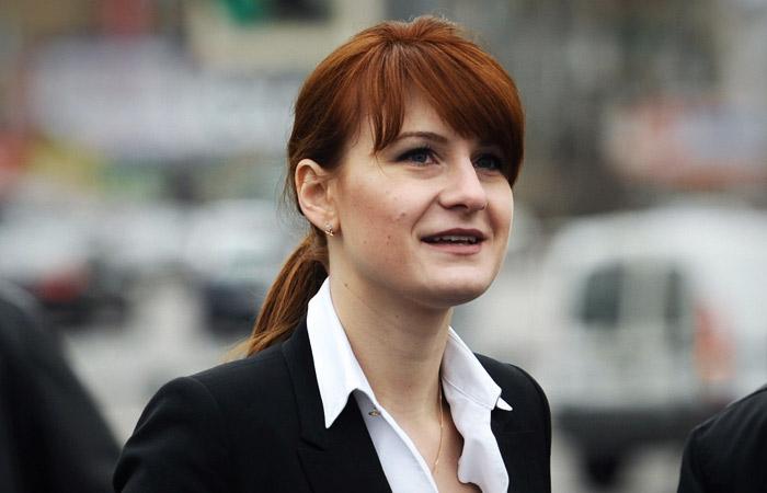 Скандальная россиянка Бутина предположила, что былабы худшим вмире разведчиком