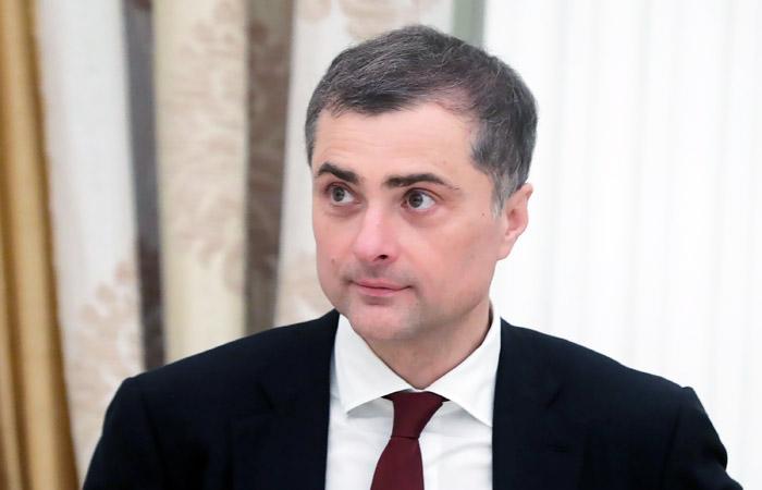 """Сурков рассказал о формировании """"государства Путина"""""""