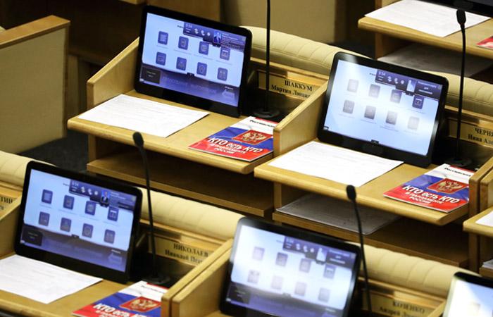 Законопроект об устойчивом рунете принят в первом чтении
