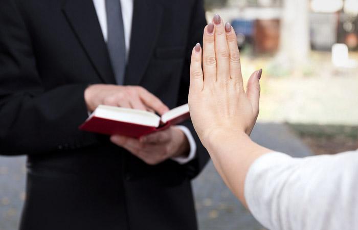 Руководитель  Верховного суда: Свидетелей Иеговы заверу непреследуют