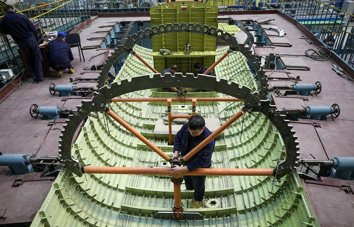 Путин рассказал о доработке сверхзвукового ракетоносца Ту-160