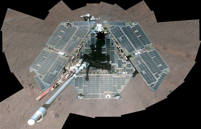 НАСА официально объявило о потере марсохода Opportunity