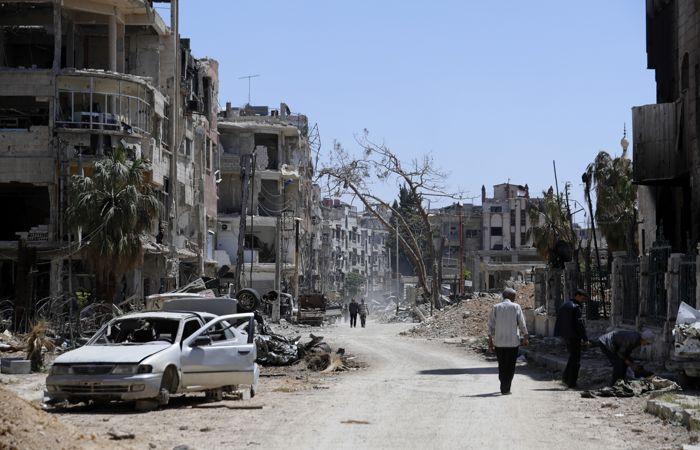 Продюсер ВВС признался впостановочной съемке химатаки вСирии