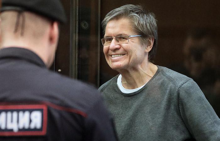 Суд снял арест с имущества осужденного экс-министра Улюкаева
