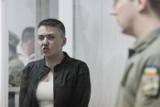 Апелляционный суд Черниговской области Украины продлил арест Надежде Савченко