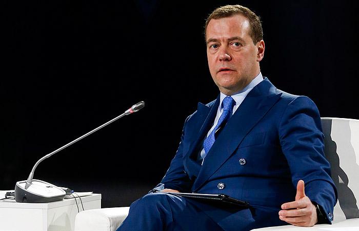 Бизнес должен участвовать вреализации национальных проектов— Медведев