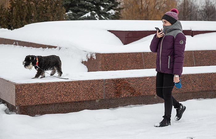 Синоптики спрогнозировали изменчивую погоду на новой неделе в Москве
