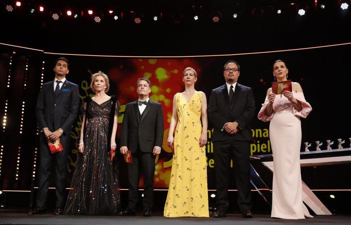 Жюри 69-го Берлинале наградило победителей