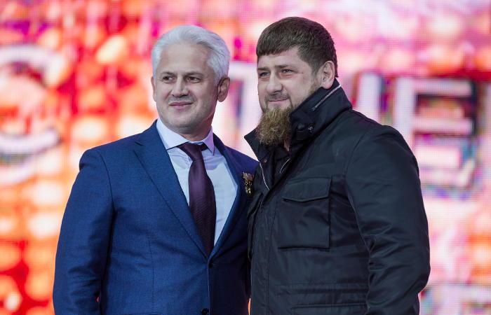 Кадыров временно передавал управление Чечней своему премьеру