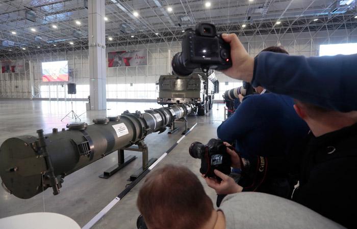 ЦРУ заподозрило Россию в подмене ракеты 9М729 во время официальной демонстрации